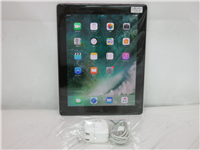 APPLE iPad4 Wifi 16GB(A1458) ブラック (173118)